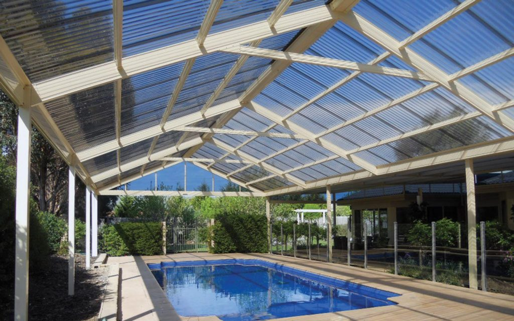 Polycarbonate Roof Sheeting Sheeting Direct